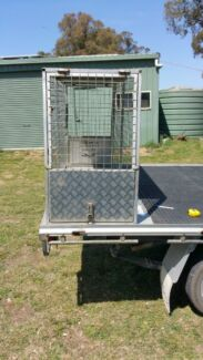 UTE DOG CAGE... Goulburn 2580 Goulburn City Preview