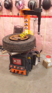 Tire install and balance starting at $40