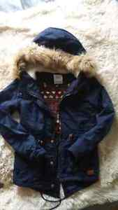 WINTERS COMING!! Blue only jacket fr envy