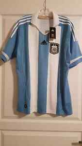 Adidas Argentina home jersey - size L - BRAND NEW WITH TAG