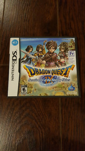 Dragon Quest IX Nintendo DS
