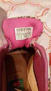 Kids geox shoes. Size 12. London Ontario image 2