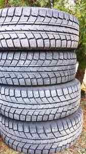 185/65r14 pneu d'hiver monter sur des rim