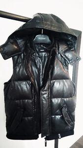 Veste en cuir Rudsak / Rudsak Leather Vest