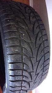 tire hiver winter claw 235/55/18