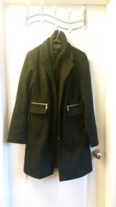 Coats (m) and vest (L)
