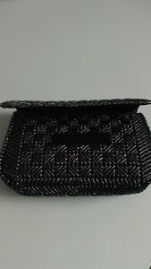 Hand Woven Metallic Evening Clutch Kitchener / Waterloo Kitchener Area image 2