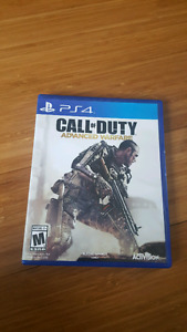 4 Playstation 4 Games $25 for all 4