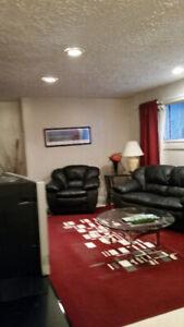 Fully Furnished Suite,1 Bdr