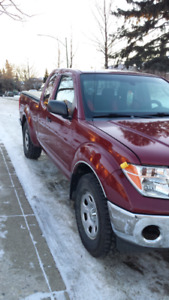2007 Nissan Frontier 2.5L RWD