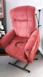 Power lift chair recliner (Eclipse Medical)