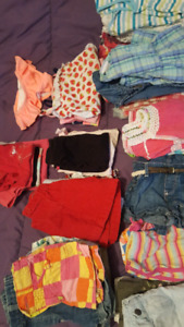 Summer 3T lot girls clothes