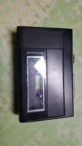 Vintage cassette recorder for sale