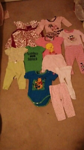 Baby girl clothing!