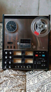 TEAC 3440s - 4-Track Reel to Reel Recorder