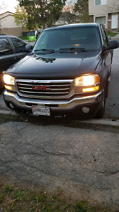 2007 Gmc sierra classic z71 extended cab