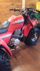 Honda 250 Big Red
