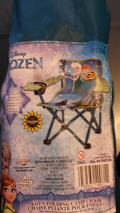 Kids Disney Frozen Camping Chair