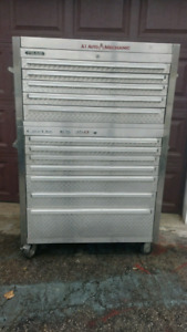Professional Stainless Steel Tool Chest