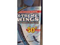 "Glider 50"" wingspan"