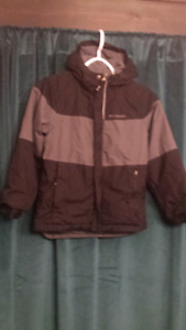 Boys Columbia winter coat/jacket size S (8)