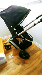 Uppa baby Vista stroller and accessories