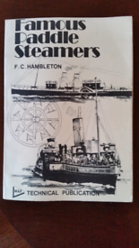 PADDLE STEAMERS Famous