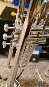 Schilke B1-L Bb Trumpet (MINT CONDITION)