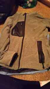 Storm tech and north end coat. Size small