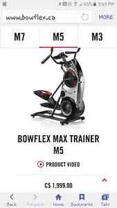 M5 Max Trainer 4 months Old