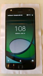 Moto Z Play great condition