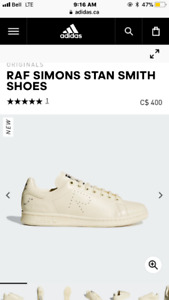 Raf Simmons Brand New Shoes