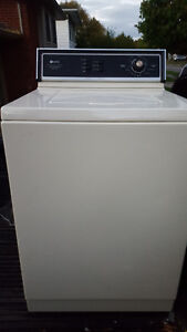 Older washer and electric dryer 150.00, clean, works well, Deliv