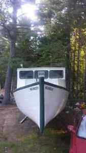 28ft Cape Island boat