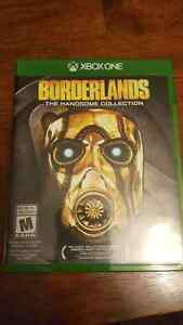 Borderlands Handsome Collection Xbox One Oakville / Halton Region Toronto (GTA) image 1
