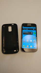 KOODO SAMSUNG S2 WITH CASE & CHARGER