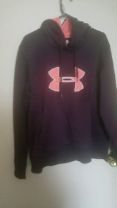 Under Armour hoodie's