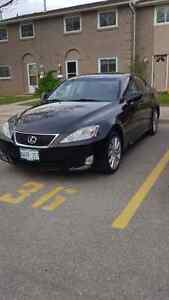 Mint lexus is250 awd 10000 grand or best offer Kitchener / Waterloo Kitchener Area image 1