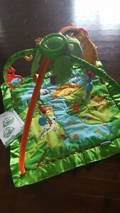 Play Mat - Fisher-Price Rain Forest Music & Lights