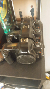 Canon film cameras with ef mount