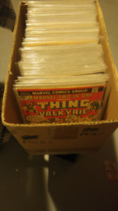 Bronze Age Comic Book Collection