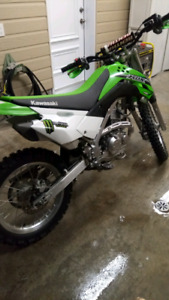 Motocross Klx140L