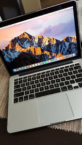 "13"" RETINA MACBOOK PRO IN EXCELLENT CONDITION LIKE NEW!!!"