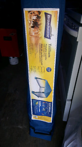 Portable gazebo 12'x12'