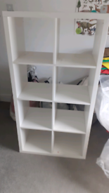 White Ikea furniture available Finchely.