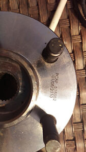 Ford Ranger/Explorer/Sport Trac Front Wheel Hub Bearing Assembly