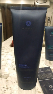 Monat hair products. Price in description of what is available.