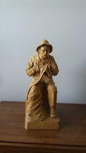 Sculpture bois de RA Bourgault