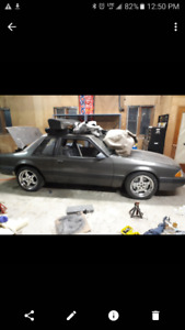1992 Ford Mustang lx Coupe (2 door)