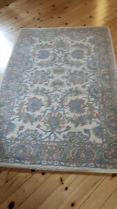 AREA CARPETS 4 X 5 40 EACH OR BEST OFFER